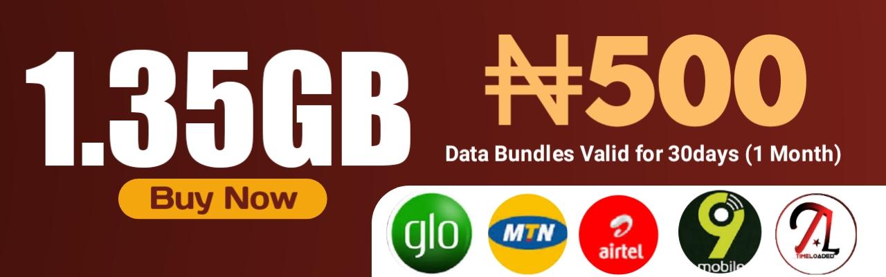 Buy Data Plan